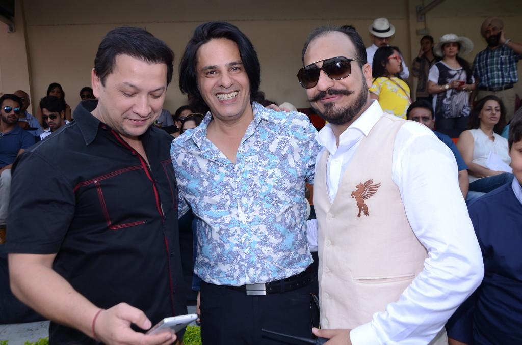 Rony Kaula, Rahul Roy, Daksh Oberoi