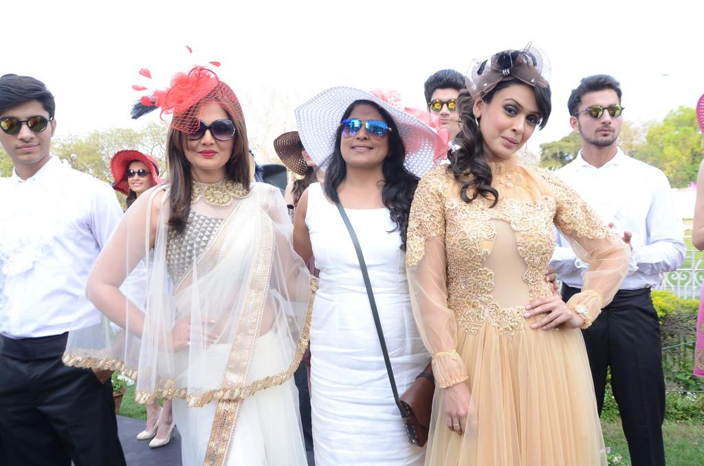 Deepshika Nagpal, Fashion Designer Preeti Singhal, Hrishitaa Bhatt