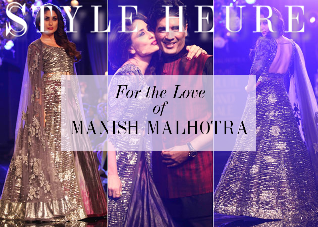 For the Love of Manish Malhotra