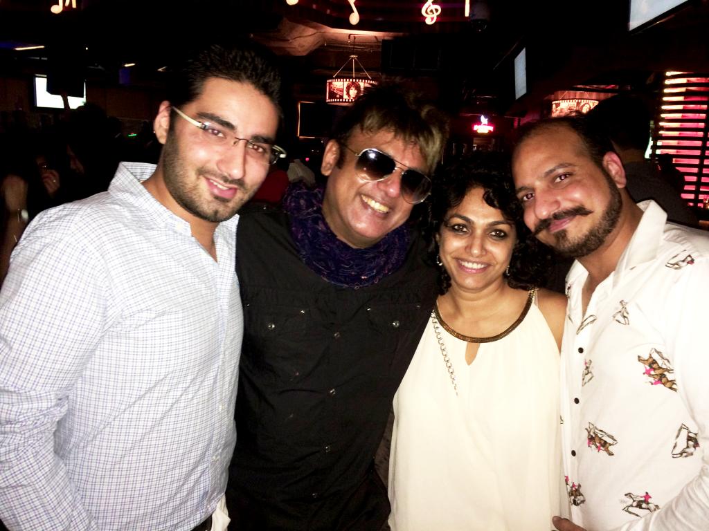 Aayush Anand, Perrii Patel, Renuka Pillai and Daksh Oberoi
