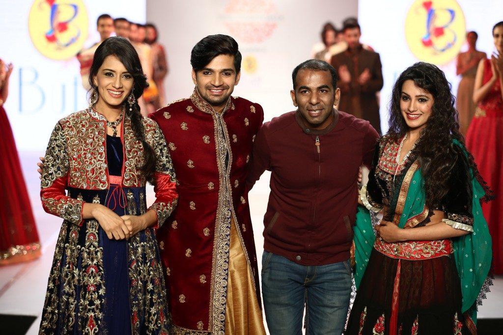 Smriti Khanna, Vishal Singh, Sharad Raghav and Anita Hassandani